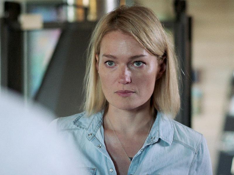 Polieman's Wife Main Actress