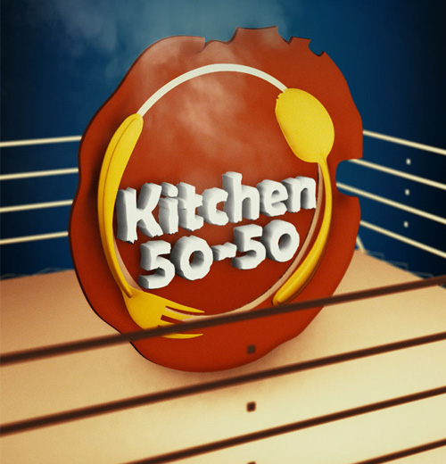Kitchen 50-50